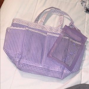BRAND NEW SHOWER CADDY BAG